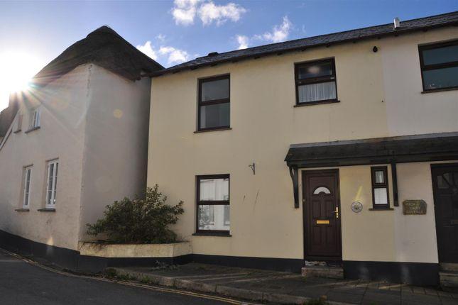 Thumbnail Semi-detached house for sale in Heanton Street, Braunton