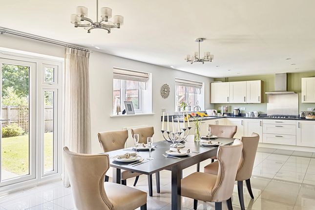 """5 bedroom detached house for sale in """"The Oxford"""" at Marsh Lane, Nantwich"""