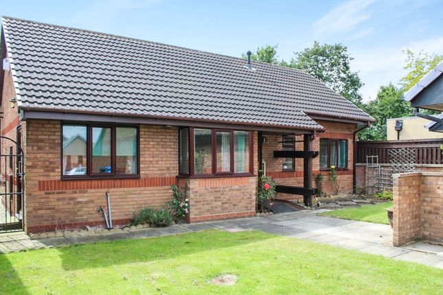 3 bed detached bungalow for sale in Abbots Meadow, Sothall, Sheffield