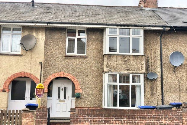 Thumbnail 3 bed property to rent in Balfour Road, Northampton