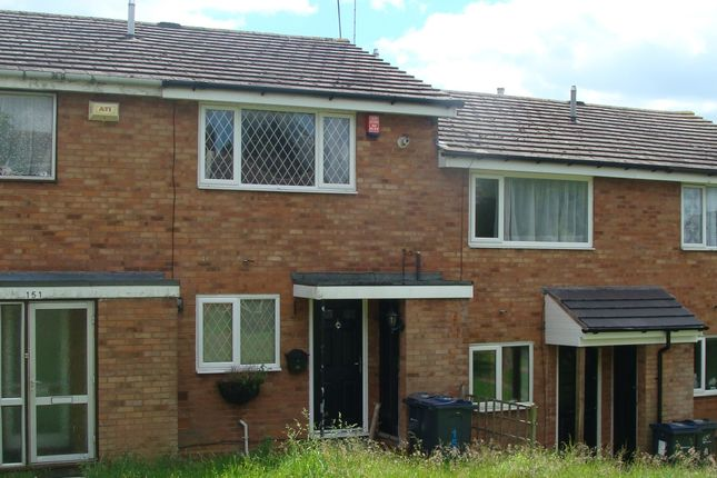 Thumbnail Terraced house to rent in Charnwood Close, Rubery