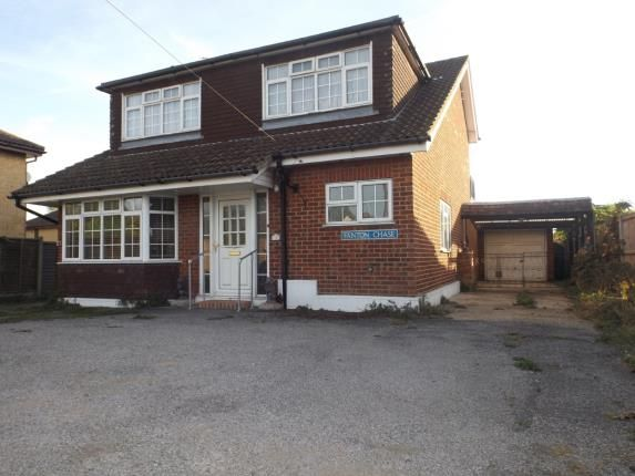 Thumbnail Detached house for sale in Fanton Chase, Wickford