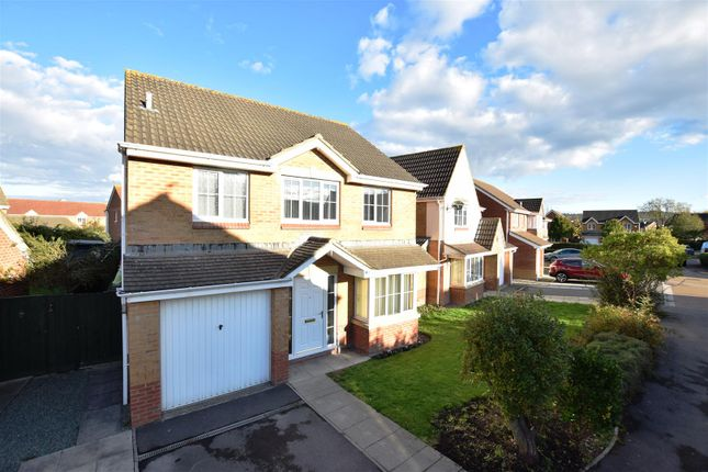 Thumbnail Detached house for sale in Mulberry Avenue, Portishead, Bristol
