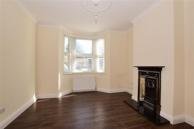 Thumbnail End terrace house for sale in Steele Road, London