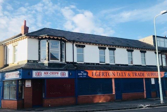 Thumbnail Retail premises for sale in Egerton Road, Blackpool