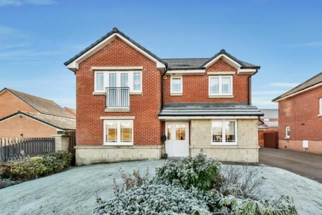 "Thumbnail Detached house for sale in Greenoakhill Gate, ""The Avenues"", Uddingston, North Lanarkshire"