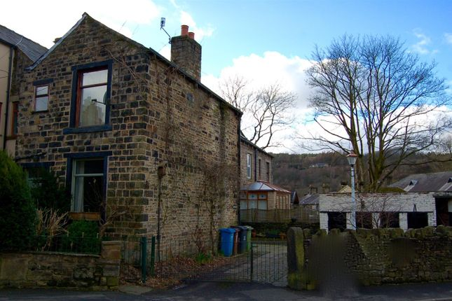 Thumbnail End terrace house for sale in Station Road, Uppermill, Saddleworth