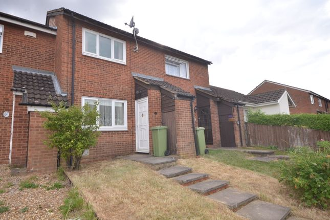 Thumbnail Semi-detached house to rent in Dowland, Two Mile Ash