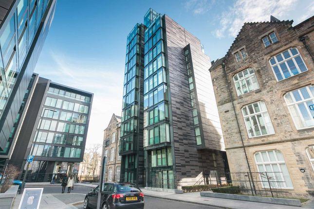 Thumbnail Flat for sale in The Penthouse, 24/34 Simpson Loan, Edinburgh