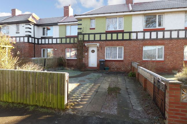 Thumbnail Terraced house for sale in Musgrave Gardens, Gilesgate, Durham