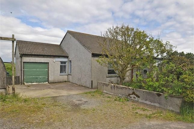 Thumbnail Detached bungalow for sale in Nethersands Cottage, Deerness, Orkney
