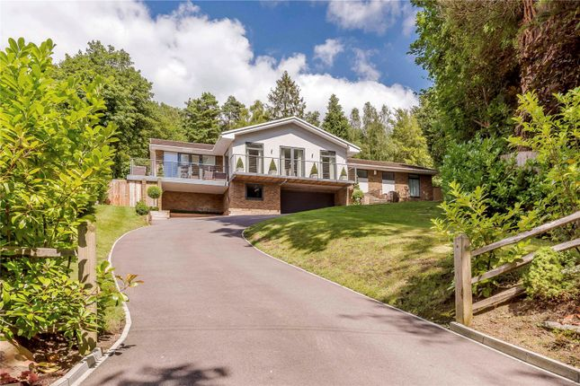 Thumbnail Detached house for sale in Chalkways, Kemsing, Sevenoaks, Kent
