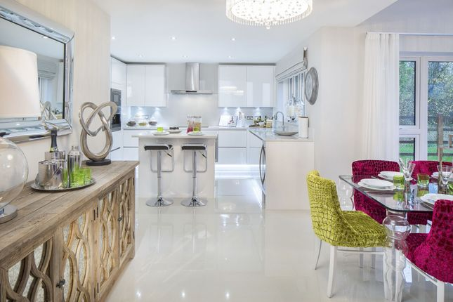 """Thumbnail Detached house for sale in """"Hawthorn"""" at Barrow Gurney, Bristol"""