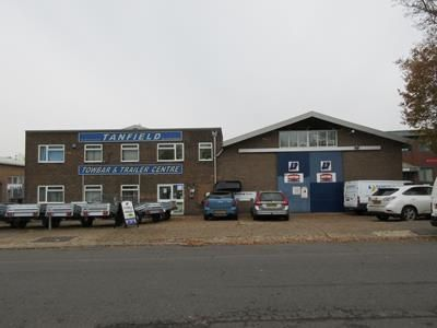 Thumbnail Light industrial to let in Warehouse/Trade Counter/Light Industrial, Blatchford Road, Horsham