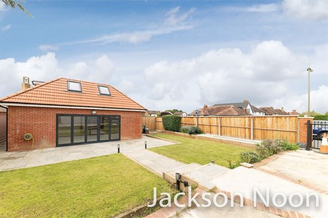 Thumbnail Detached bungalow for sale in Kingston Road, Ewell, Epsom