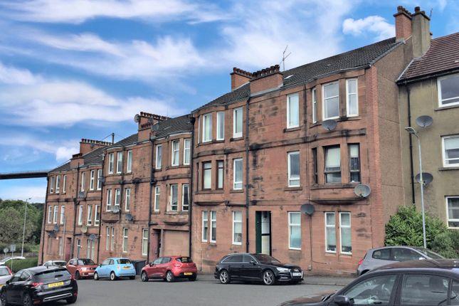Thumbnail 1 bed flat for sale in Stuart Street, Old Kilpatrick, Glasgow