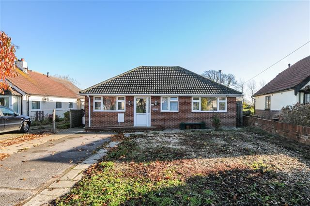 Thumbnail Bungalow for sale in Wessex Avenue, East Wittering, Chichester