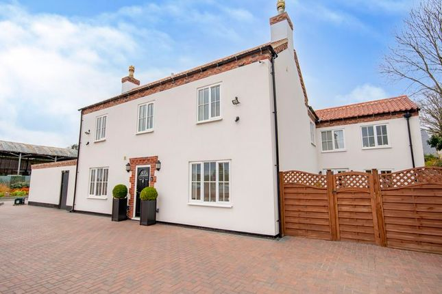 Thumbnail Detached house for sale in Southwell Road, Lowdham, Nottingham
