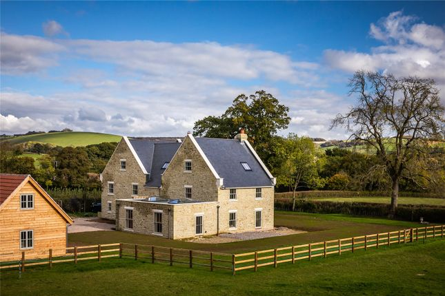 Thumbnail Detached house for sale in Bedchester, Shaftesbury, Dorset