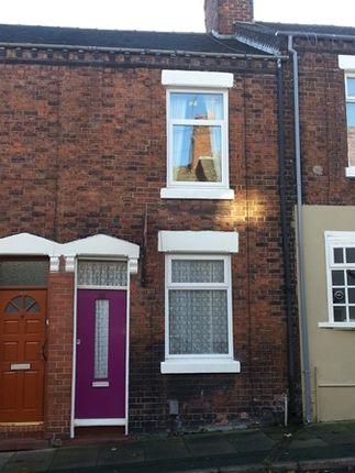 Terraced house to rent in Denbigh Street, Hanley, Stoke-On-Trent
