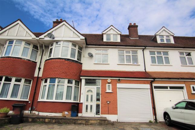 Thumbnail End terrace house to rent in Sylvan Road, London