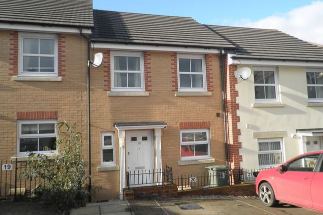 Thumbnail Terraced house to rent in Boards Court, Bideford