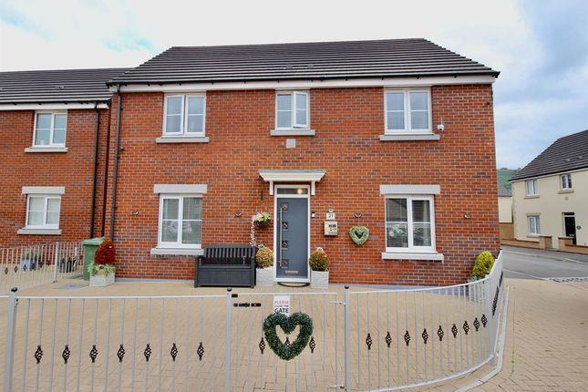 Thumbnail Detached house for sale in Rhodfa'r Afon, Aberdare