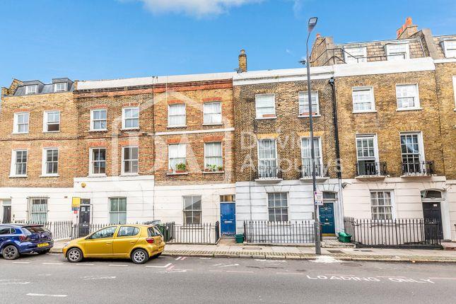 Thumbnail Flat to rent in Swinton Street, King's Cross, London