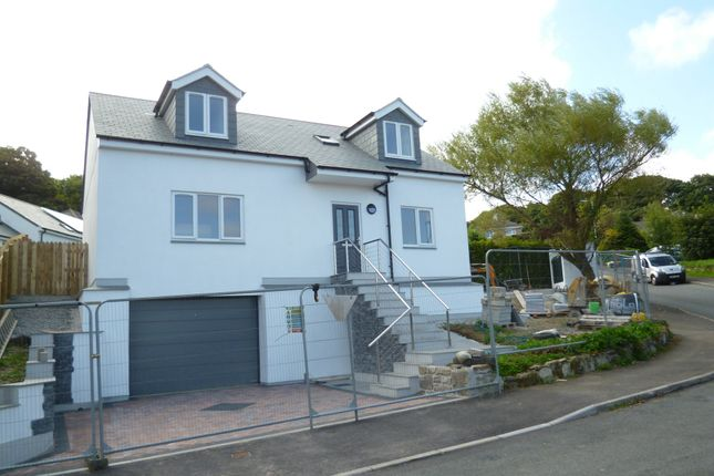 Thumbnail Detached house for sale in St. Golder Road, Newlyn, Penzance