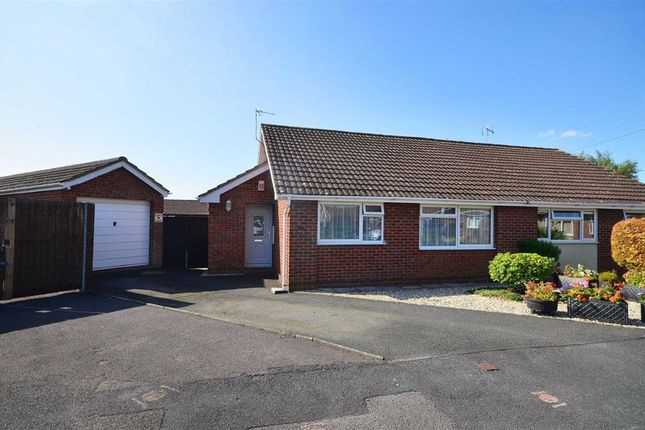 Thumbnail Bungalow for sale in Sandycroft Road, Churchdown, Gloucester