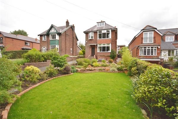 Thumbnail Detached house for sale in Branclyst, Burgh Lane, Chorley, Chorley