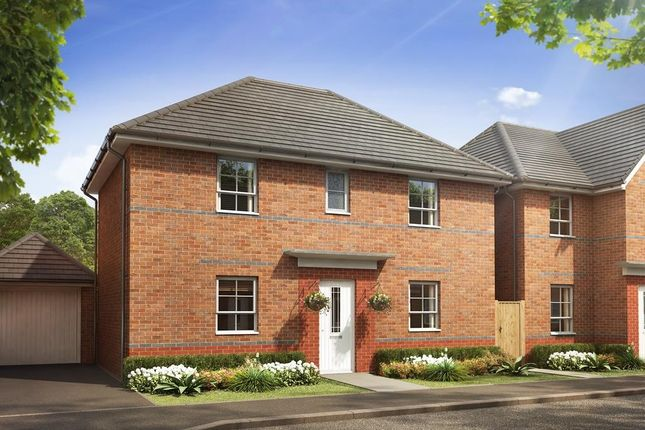 """Thumbnail Detached house for sale in """"Buchanan"""" at St. Athan, Barry"""