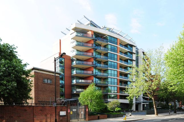 Thumbnail Flat for sale in St John's Wood Road, St John's Wood