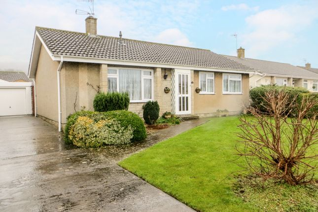 Thumbnail Detached bungalow for sale in Moorcroft Road, Weston Super Mare, North Somerset