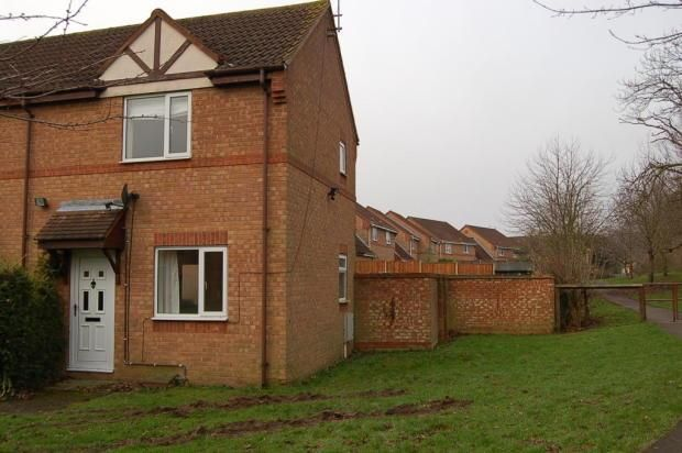 Thumbnail Semi-detached house to rent in Winchester Way, Sleaford