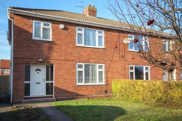 Thumbnail Semi-detached house to rent in Beckfield Lane, Acomb, York