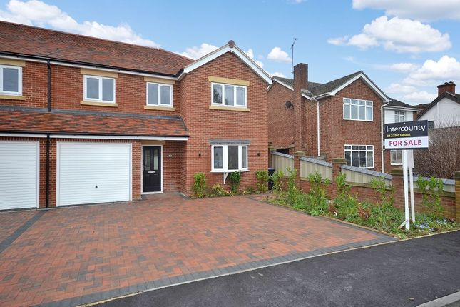 Thumbnail Semi-detached house for sale in The Drive, Harlow