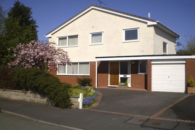 Thumbnail Property for sale in Alyn Drive, Rossett, Wrexham