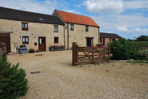 Thumbnail Barn conversion to rent in King Street, West Deeping