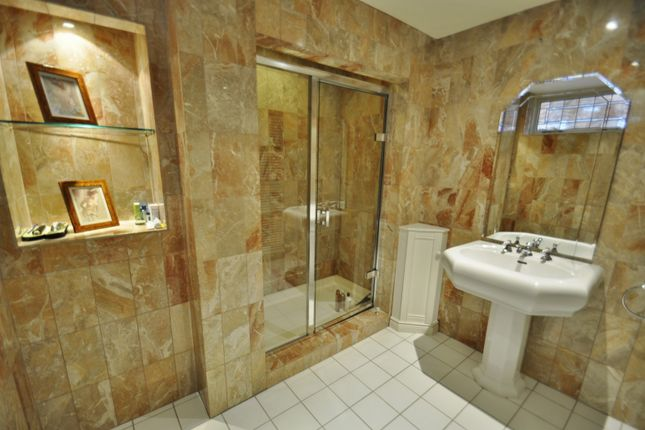 En-Suite of Forbes Park, Robins Lane, Bramhall, Stockport SK7