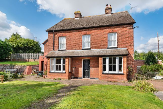 Thumbnail Detached house for sale in Wethersfield Road, Sible Hedingham, Halstead, Essex