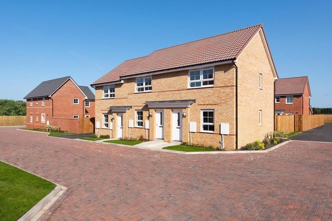 "Thumbnail Terraced house for sale in ""Kenley"" at Bedewell Industrial Park, Hebburn"
