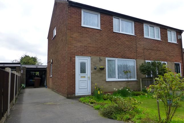 3 bed semi-detached house for sale in Irongate, Bamber Bridge, Preston