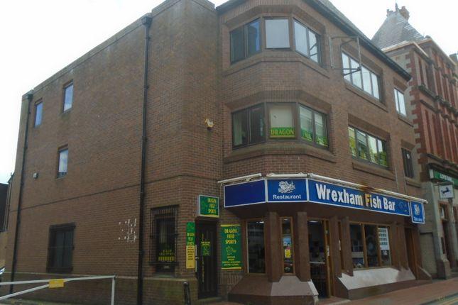 Thumbnail Retail premises for sale in Egerton Street, Wrexham