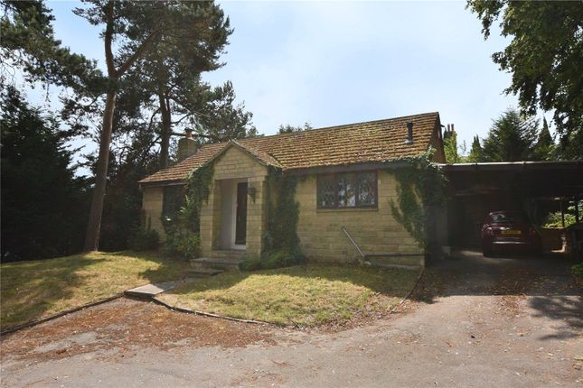 Thumbnail Detached bungalow for sale in Bachelor Lane, Horsforth, Leeds, West Yorkshire