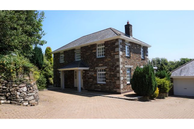 Thumbnail Detached house for sale in Ashton, Callington