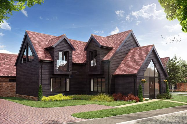 Thumbnail Detached house for sale in Willows Rest, Northill Meadows, Ickwell Road, Northill