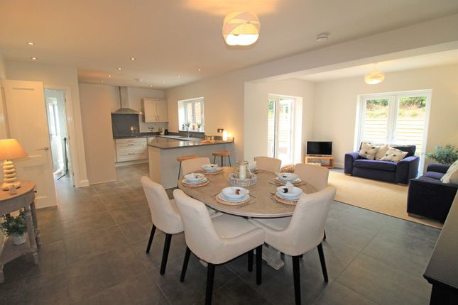 Thumbnail Detached house for sale in 11 Youngs Way, Pontesbury, Shrewsbury