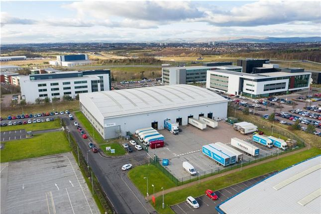 Thumbnail Warehouse to let in Atlas, Eurocentral, Dovecote Road, Bellshill, North Lanarkshire