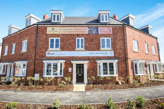 Thumbnail Town house for sale in Hadham Road, Bishop's Stortford